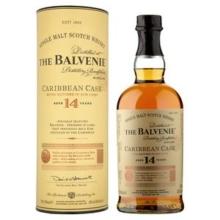 BALVENIE 14Y CARIBBEAN CASK 070 43%
