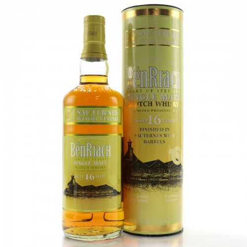 BENRIACH 16Y SAUTHERN 070 40%