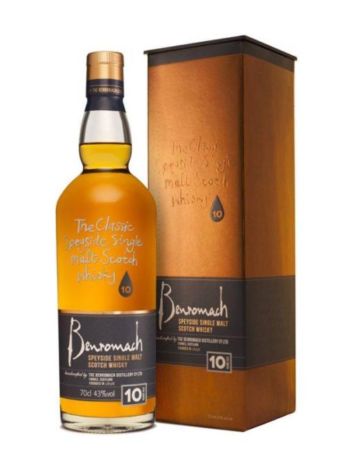 BENROMACH 10Y 020 43%