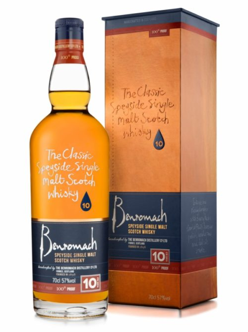 BENROMACH 100 PROOF (10Y) 070 57%