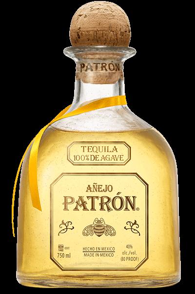 Tequila Patrón Aňejo