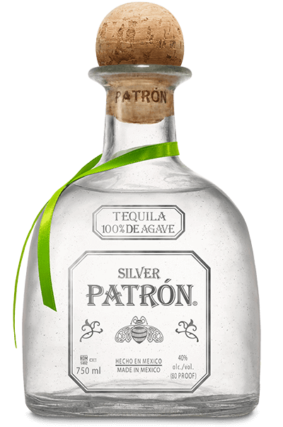 Tequila Patrón Blanco 0,7l