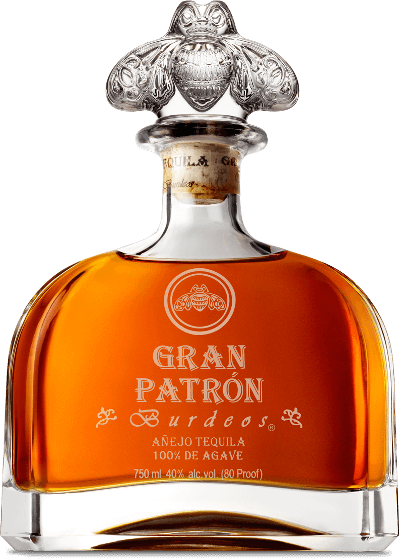 Tequila Gran Patrón Burdeos 0,7l