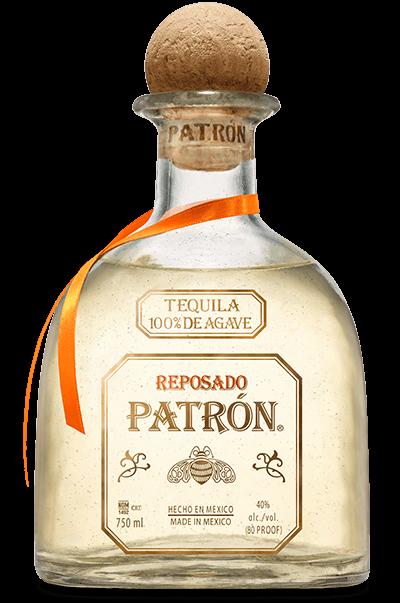 Tequila Patrón Reposada