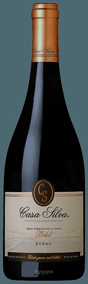 Casa Silva Syrah Grand Terroir 2016/15/14