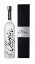 CHOPIN POTATO VODKA 0,7l 40% + dřevěný box