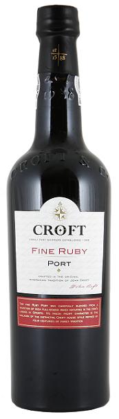 Fine Ruby Croft 0,75