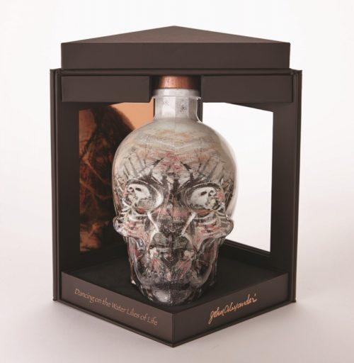 Crystal Head Vodka John Alexander 0,7l