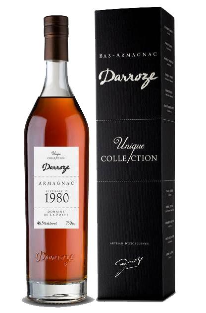 Bas Armagnac Darroze 1980 Domaine de Rimaillo