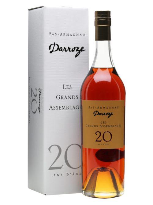 Bas Armagnac Darroze 20 Ans