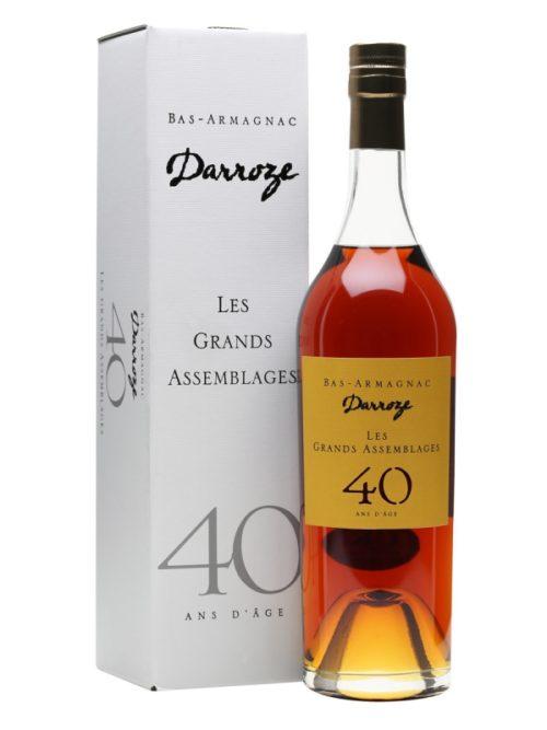 Bas Armagnac Darroze 40 Ans