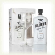 DICTADOR Gin Ortodoxy WHITE 0,7l 43% + sklo