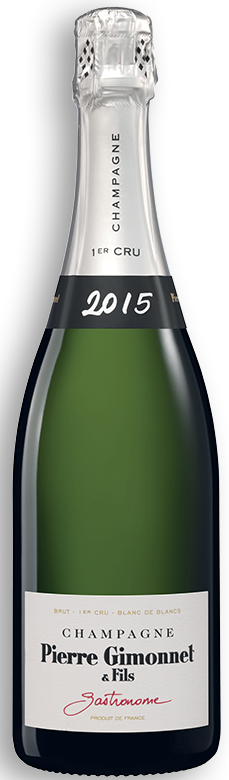 Champagne Pierre Gimmonet Gastronome 2015