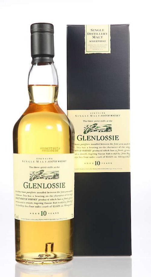 GLENLOSSIE 10Y F+F 070 43%