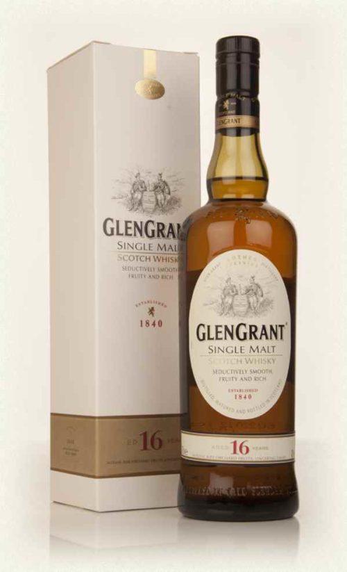 GLEN GRANT 16 Y 070 43%