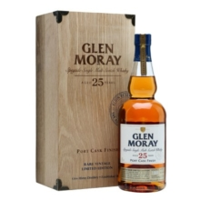 GLEN MORAY 25yo 0,7l 43%