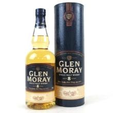 GLEN MORAY 8 Y 070 40%