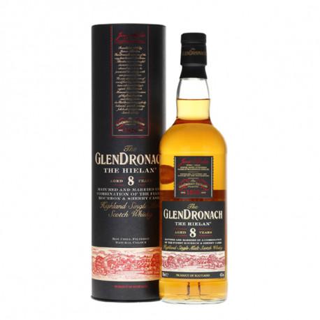 GLENDRONACH 8Y The Hielan 070 46%