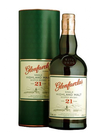 Glenfarclas 21yo