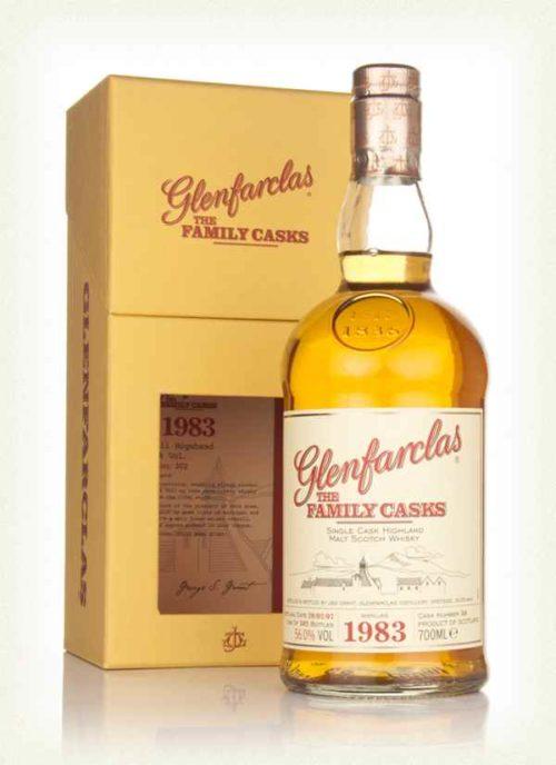 Glenfarclas The Family Casks 1983