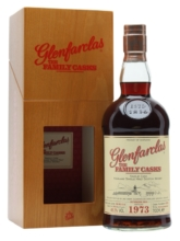 GLENFARCLAS The Family Casks 1973 0,7l 56,5%
