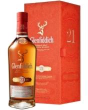 GLENFIDDICH 21 Y GRAN RESERVA 070 40%