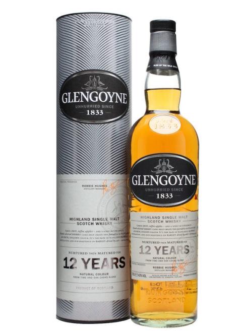 GLENGOYNE 12 Y 070 43%