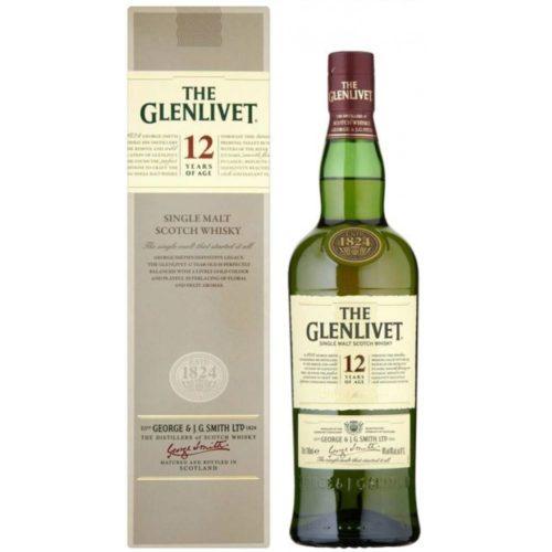 GLENLIVET 12 Y 035 40%