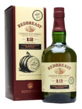 RED BREAST 12 Y Cask Strength Ed. 070 56,2%