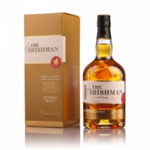 IRISHMAN SINGLE MALT W. 070 40%