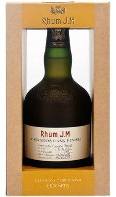 Rhum J.M Calvados Cask Finish