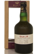 Rhum J.M COGNAC Cask Finish 0,5l 41,2%