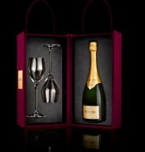 Krug Grand Cuveé Sharing Set 075