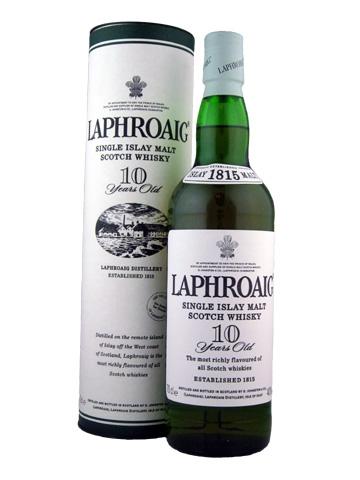 LAPHROAIG 10 Y 070 40%