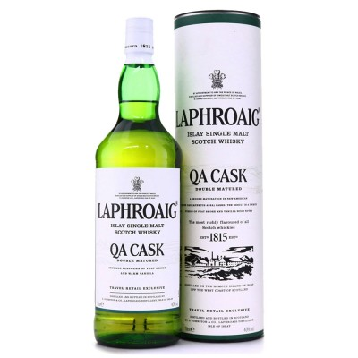LAPHROAIG QA CASK LTR 40%