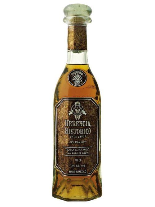 Tequila Herencia Historico Extra Aňejo