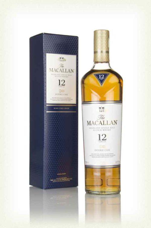 MACALLAN 12 Y DOUBLE CASK 070 40%