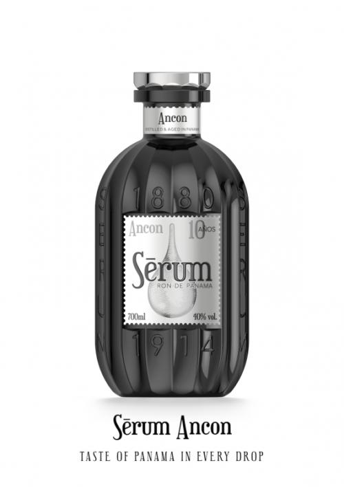 Panamský rum Serum Ancon 10yo 070.png