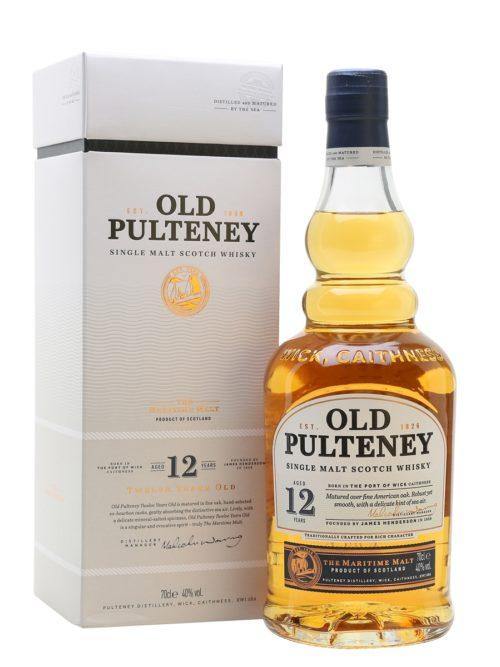 OLD PULTENEY 12 Y 070 40%