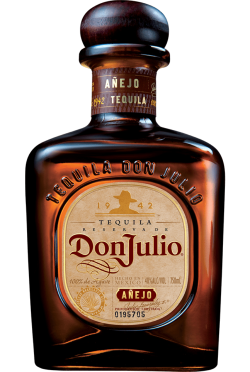 Tequila Don Julio Aňejo