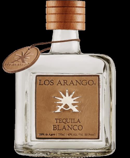 Tequila Los Arangos Blanco