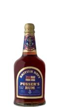 PUSSER´S British Navy Rum 54,5% 0,7l