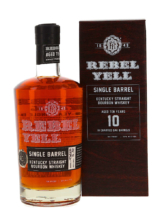 REBEL YELL 10yo SINGLE BARREL 0,75l 50%