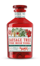 SAUSAGE TREE PURE IRISH VODKA 0,7l 43%