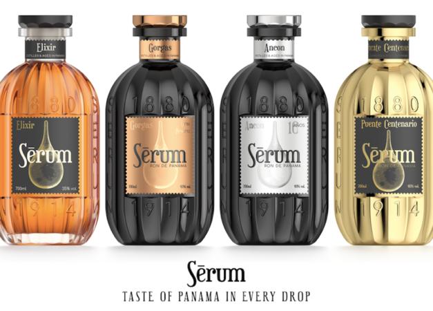 Panamský rum Sérum – pocta a inspirace Panamským kanálem