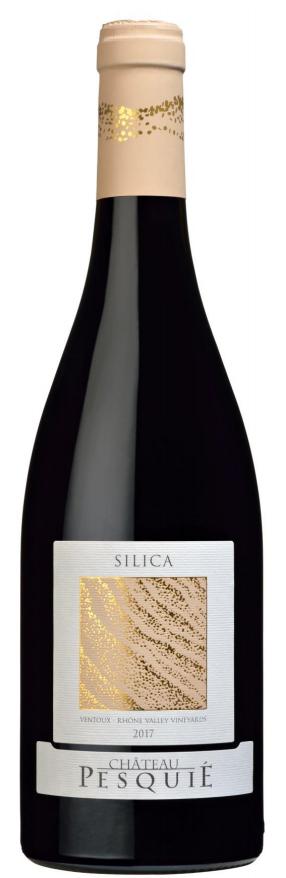 Silica Rouge 2017 AOC Château Pesquié 0,75