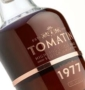 Tomatin 1977 detail lahve