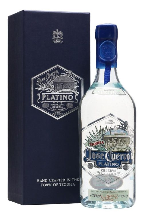 Tequila José Cuervo Platino - Reserva de la Familia