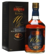 XM ROYAL 10yo 0,7l 40%
