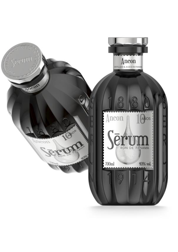 Panamský rum Serum Ancon 10y lahev